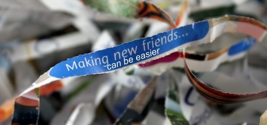 Friends Easier