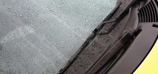 Rain on a Windshield