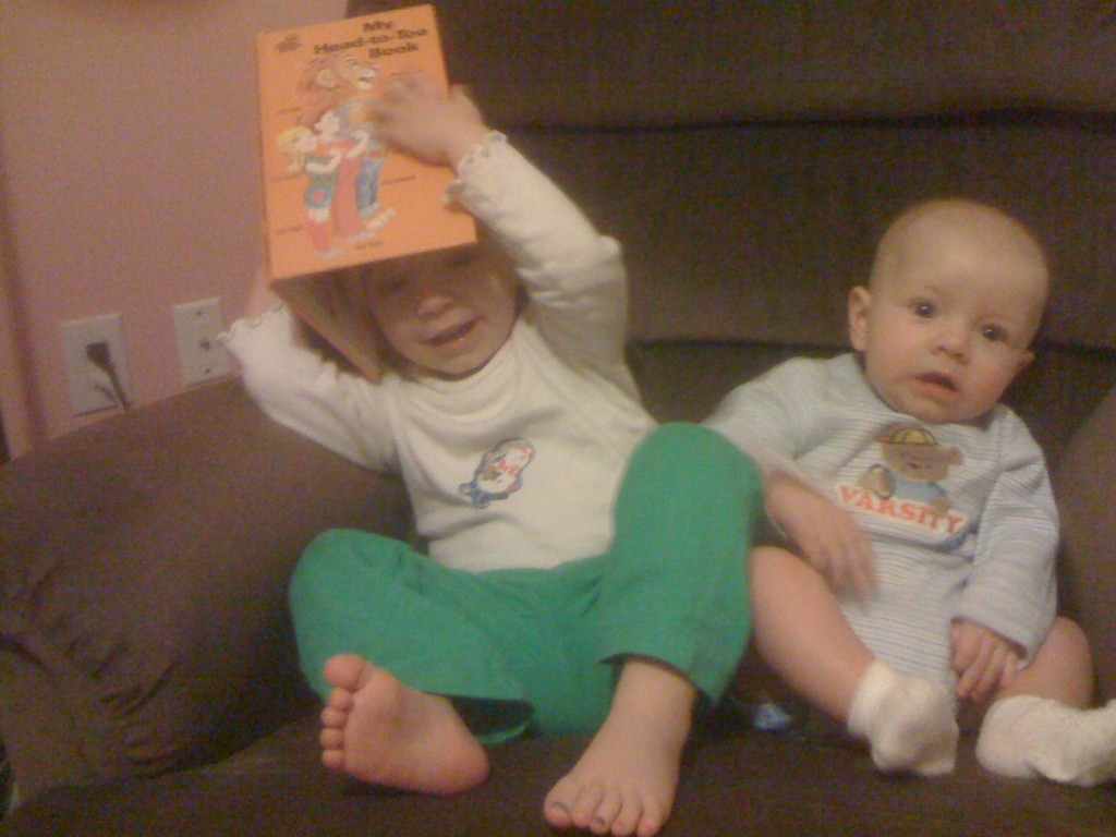 Who needs parents to read? Everyone for themselves.