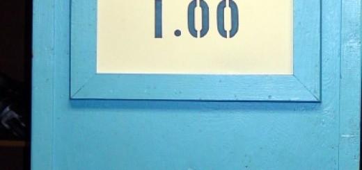 Skate Rental Sign